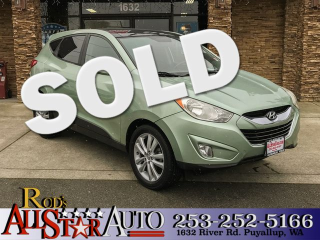 2010 Hyundai Tucson Limited This vehicle is a CarFax certified one-owner used car Pre-owned vehic