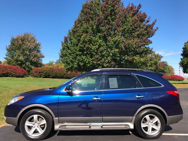 2010 Hyundai Veracruz Limited Leesburg, Virginia 4