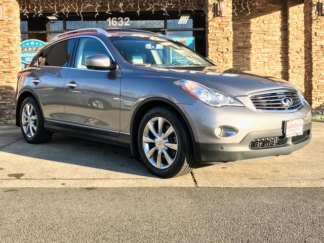 2010 INFINITI EX35 Journey Clean CARFAX platinum graphite metallic 2010 INFINITI EX35 Journey AWD