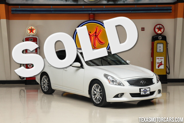 2010 Infiniti G37 Sedan Journey This Clean Carfax 2010 Infiniti G37 Sedan Journey is in great shape