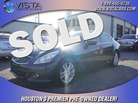 2010 Infiniti G37 Sedan Journey in Houston, Texas