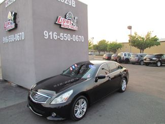 2010 Infiniti G37 Sedan Journey Navi / Camera Sacramento, CA 2