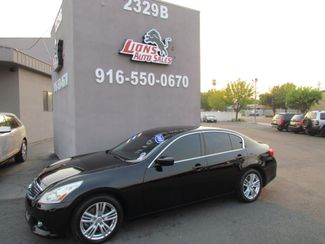 2010 Infiniti G37 Sedan Journey Navi / Camera Sacramento, CA 6