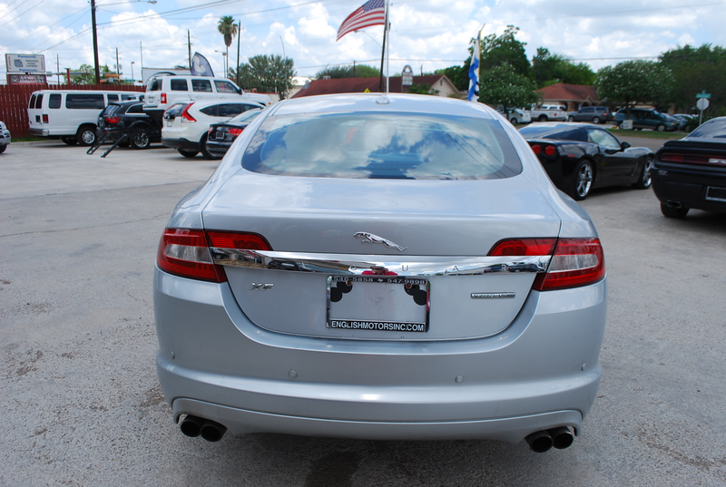 2010 Jaguar XF Supercharged  Brownsville TX  English Motors  in Brownsville, TX