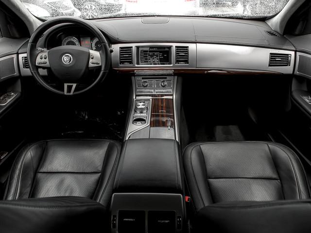 2010 Jaguar XF Premium Luxury Burbank, CA 8