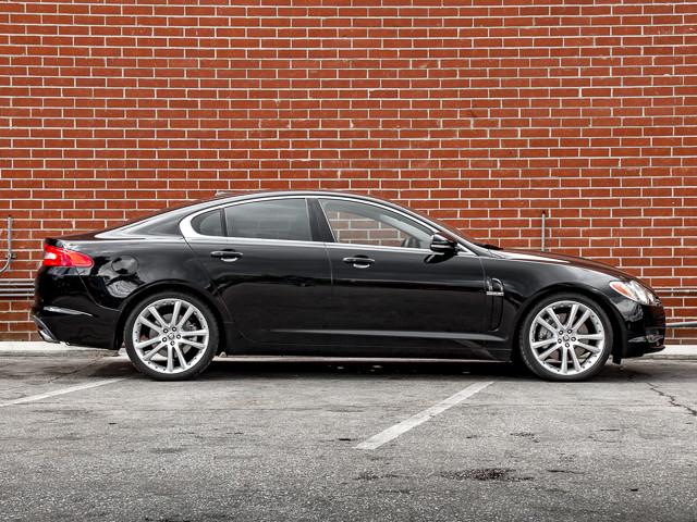 2010 Jaguar XF Premium Luxury Burbank, CA 4