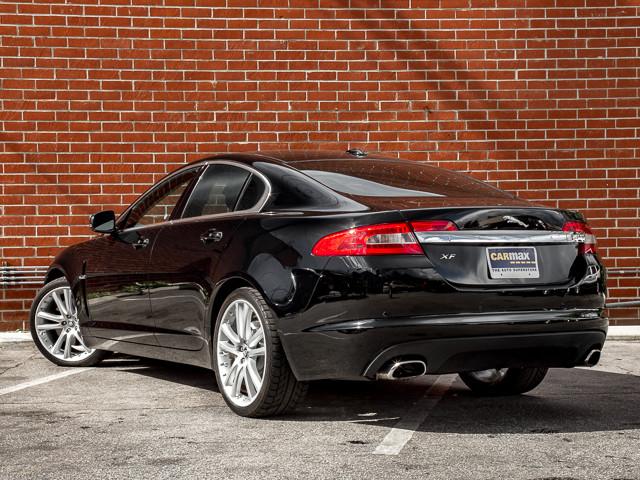 2010 Jaguar XF Premium Luxury Burbank, CA 7