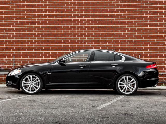2010 Jaguar XF Premium Luxury Burbank, CA 5