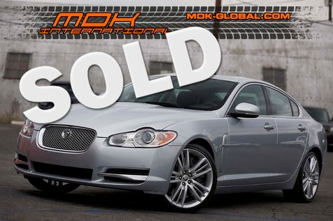 2010 Jaguar XF Supercharged - 5.0L 470hp - B&O sound - K40 in Los Angeles