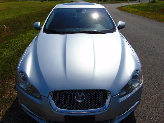 2010 Jaguar XF Luxury Leesburg, Virginia 10