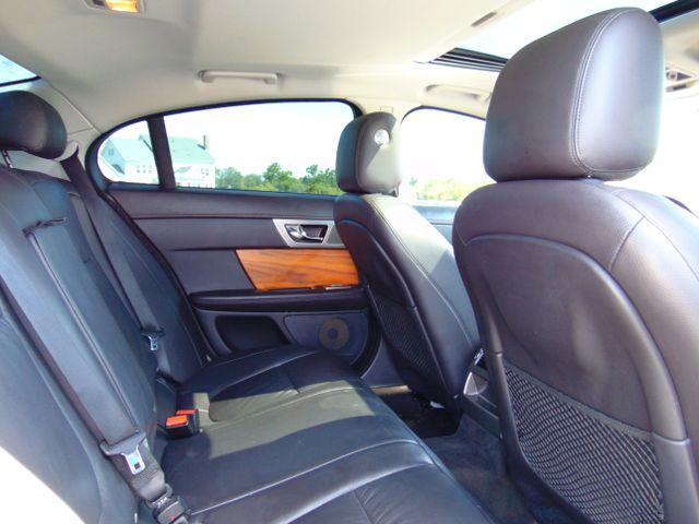 2010 Jaguar XF Luxury Leesburg, Virginia 48