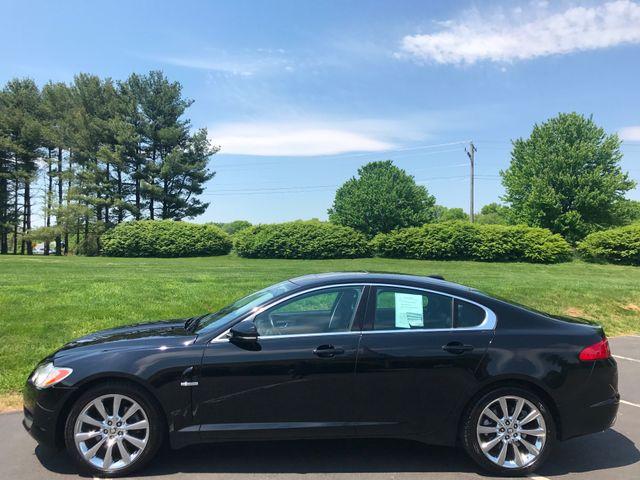 2010 Jaguar XF Luxury Leesburg, Virginia 4