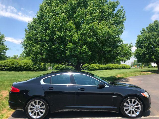 2010 Jaguar XF Luxury Leesburg, Virginia 5