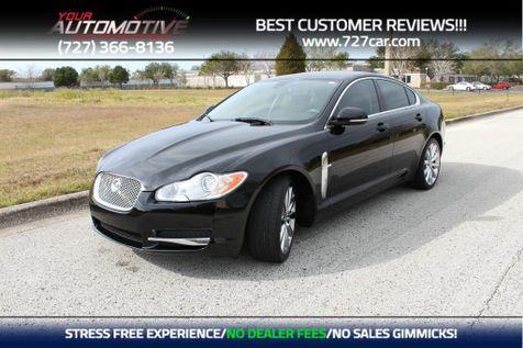 2010 Jaguar XF Premium Luxury in PINELLAS PARK, FL