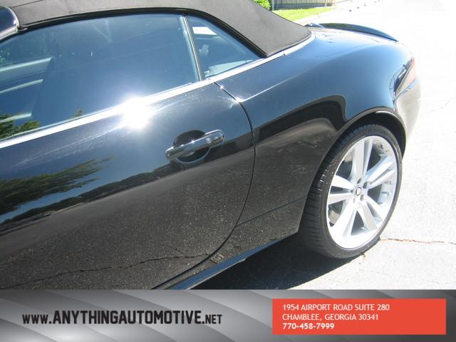 2010 Jaguar XK XKR Chamblee, Georgia 10