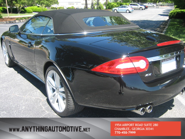 2010 Jaguar XK XKR Chamblee, Georgia 11