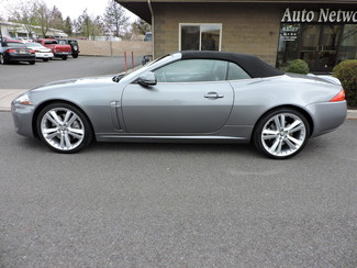 2010 Jaguar XK Convertible  One Owner 23K Miles! Bend, Oregon 5