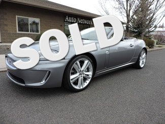 2010 Jaguar XK Convertible  One Owner 23K Miles! Bend, Oregon