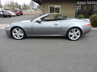 2010 Jaguar XK Convertible  One Owner 23K Miles! Bend, Oregon 1