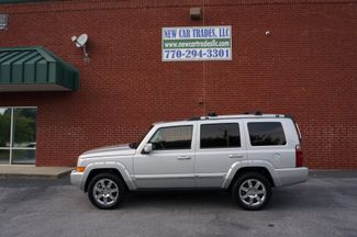 2010 Jeep Commander Limited Loganville, Georgia 1