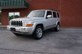 2010 Jeep Commander Limited Loganville, Georgia 3