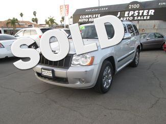2010 Jeep Grand Cherokee Limited 4X4 Costa Mesa, California