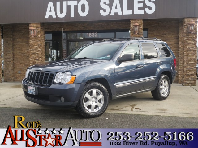 2010 Jeep Grand Cherokee Laredo 4WD The CARFAX Buy Back Guarantee that comes with this vehicle mea