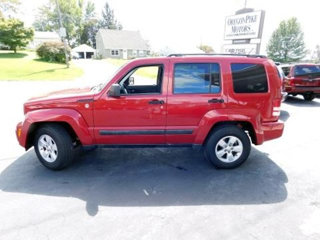 2010 Jeep Liberty Sport Ephrata, PA 6