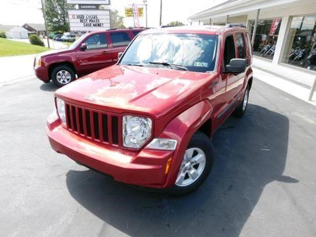 2010 Jeep Liberty Sport Ephrata, PA 7
