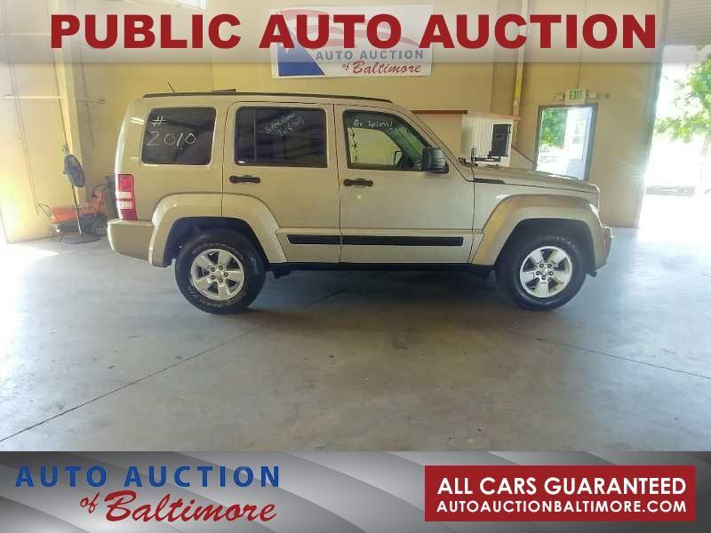 2010 Jeep Liberty Sport | JOPPA, MD | Auto Auction Of Baltimore