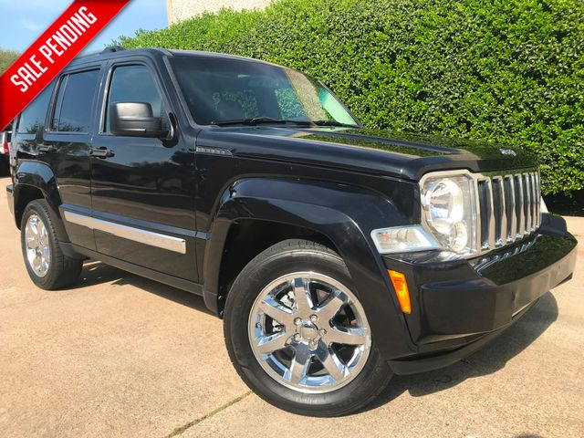 2010 Jeep Liberty Limited w/Navigation, Sunroof and Leather Plano, Texas 0