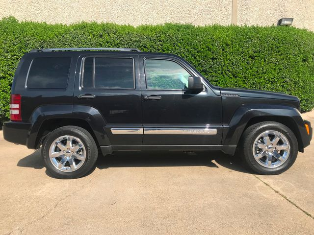 2010 Jeep Liberty Limited w/Navigation, Sunroof and Leather Plano, Texas 1
