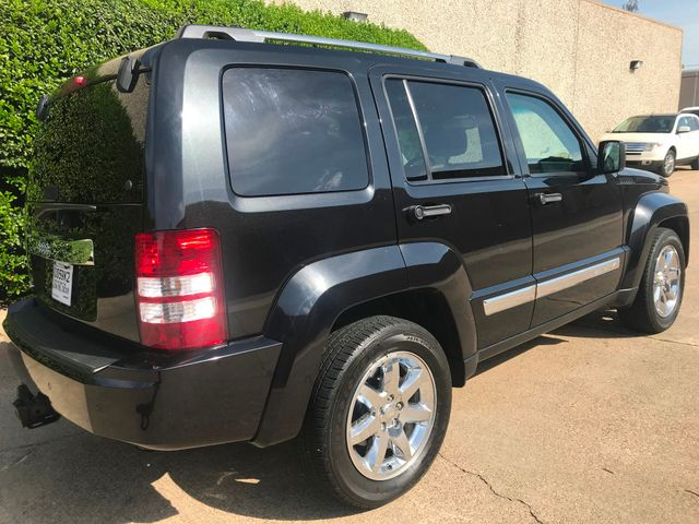 2010 Jeep Liberty Limited w/Navigation, Sunroof and Leather Plano, Texas 2