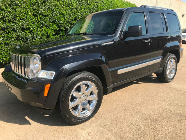 2010 Jeep Liberty Limited w/Navigation, Sunroof and Leather Plano, Texas 3