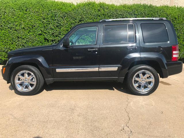 2010 Jeep Liberty Limited w/Navigation, Sunroof and Leather Plano, Texas 4