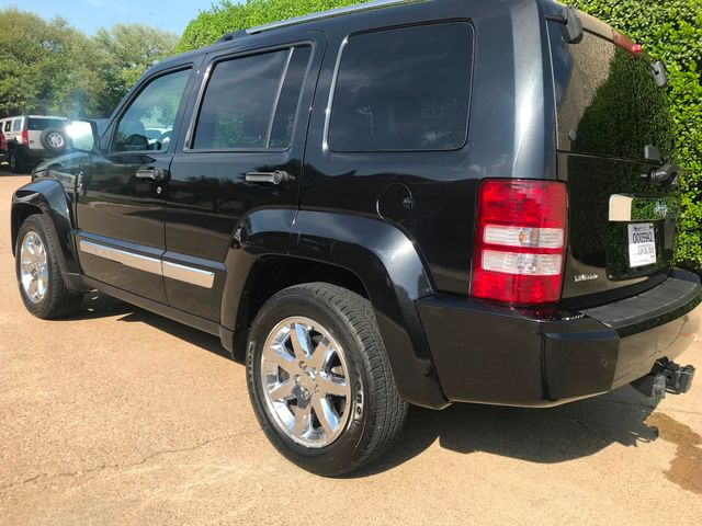 2010 Jeep Liberty Limited w/Navigation, Sunroof and Leather Plano, Texas 5