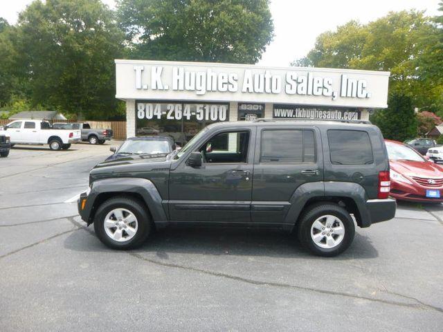 2010 Jeep Liberty Sport Richmond, Virginia 0