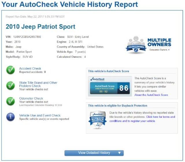 2010 Jeep Patriot Sport San Antonio , Texas 10