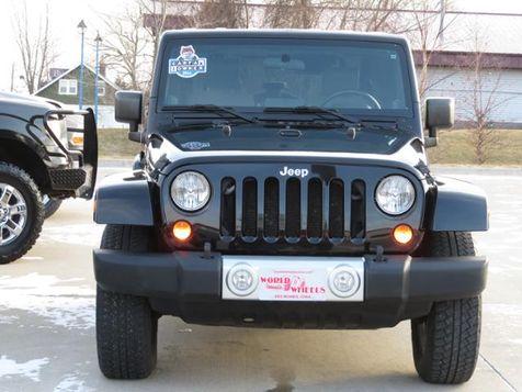 2010 Jeep Wrangler Sahara Hardtop  Automatic One Owner  in Ankeny, IA