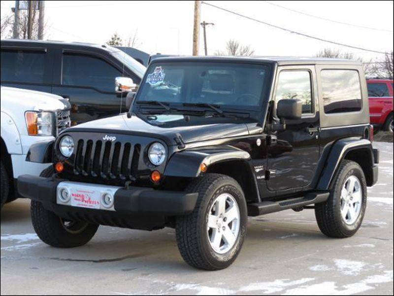 2010 Jeep Wrangler Sahara Hardtop  Automatic One Owner  in Ankeny IA