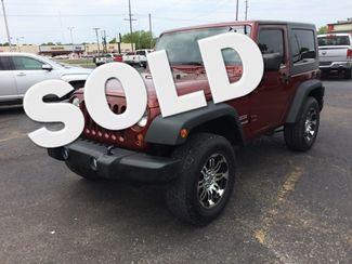 2010 Jeep Wrangler Sport   OKC, OK   Norris Auto Sales in Oklahoma City OK