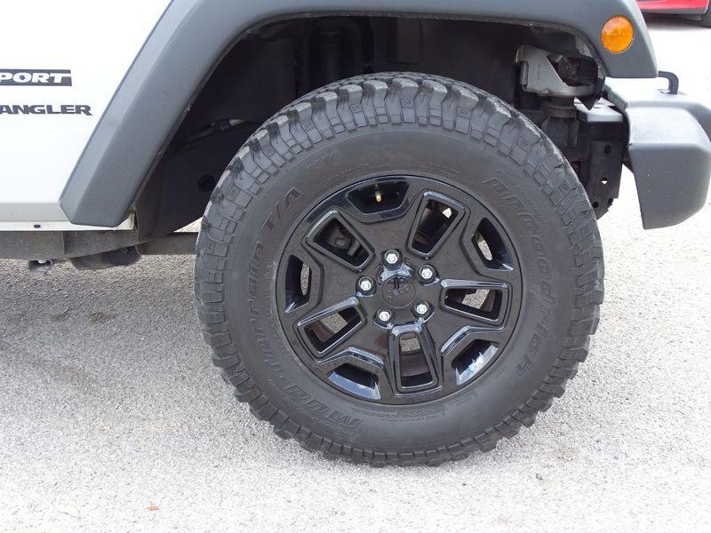 2010 Jeep Wrangler Sport  in Austin, TX