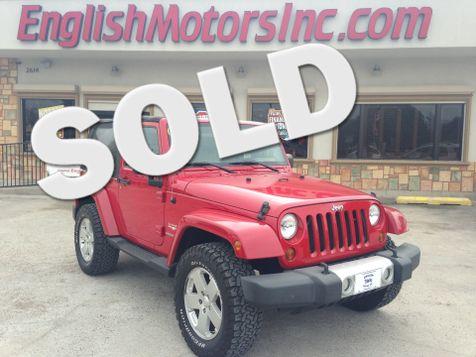 2010 Jeep Wrangler Sahara in Brownsville, TX