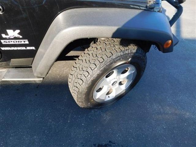 2010 Jeep Wrangler Sport Ephrata, PA 1