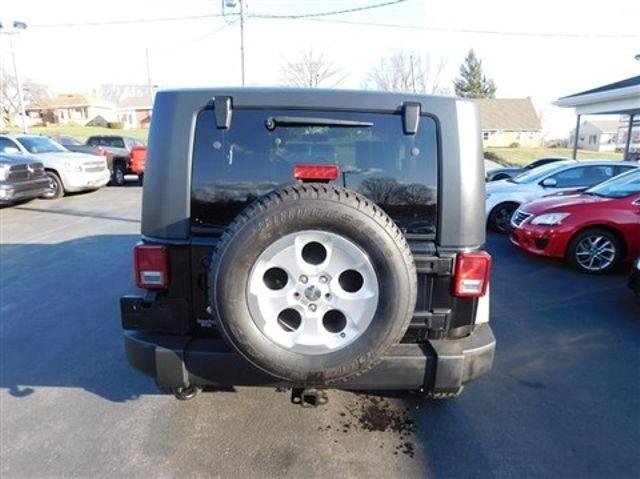 2010 Jeep Wrangler Sport Ephrata, PA 4