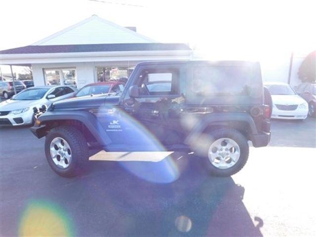 2010 Jeep Wrangler Sport Ephrata, PA 5