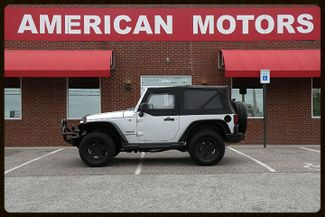 2010 Jeep Wrangler in Jackson TN