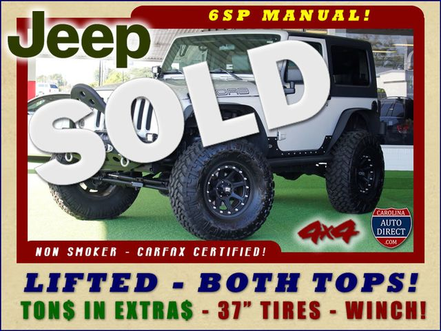 2010 Jeep Wrangler Sport 4X4 - LIFTED - LOT$ OF EXTRA$! Mooresville , NC 0