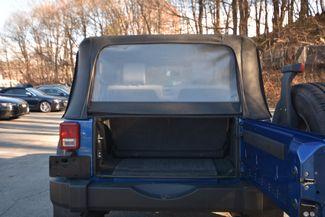 2010 Jeep Wrangler Sport Naugatuck, Connecticut 11