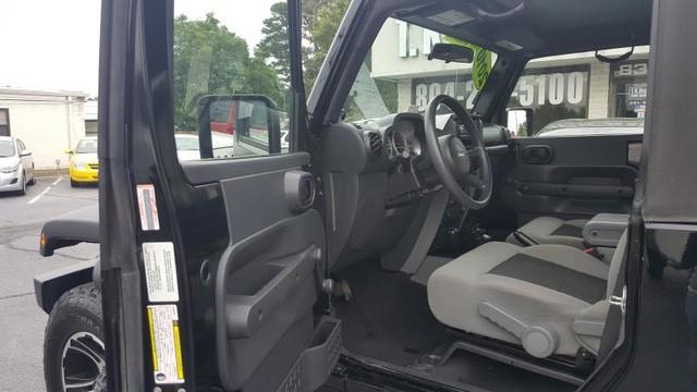 2010 Jeep Wrangler Sport Richmond, Virginia 4